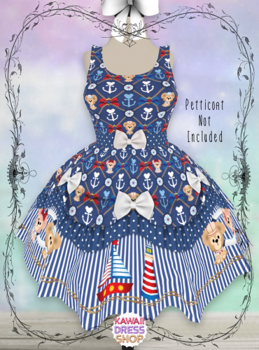 Duffy-Inspired Dress