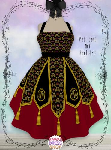 Tower Of Terror Dapper Day Dress