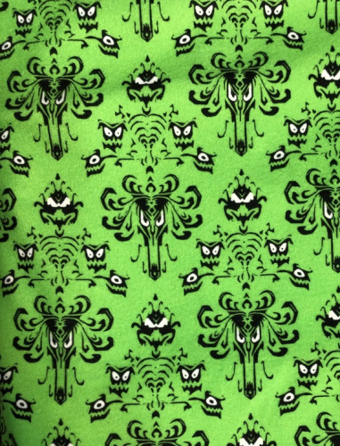 Haunted Mansion Pattern 3