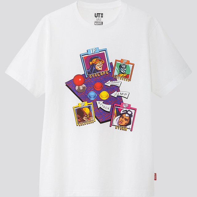 Uniqlo Marvel 80th Anniversary Collection