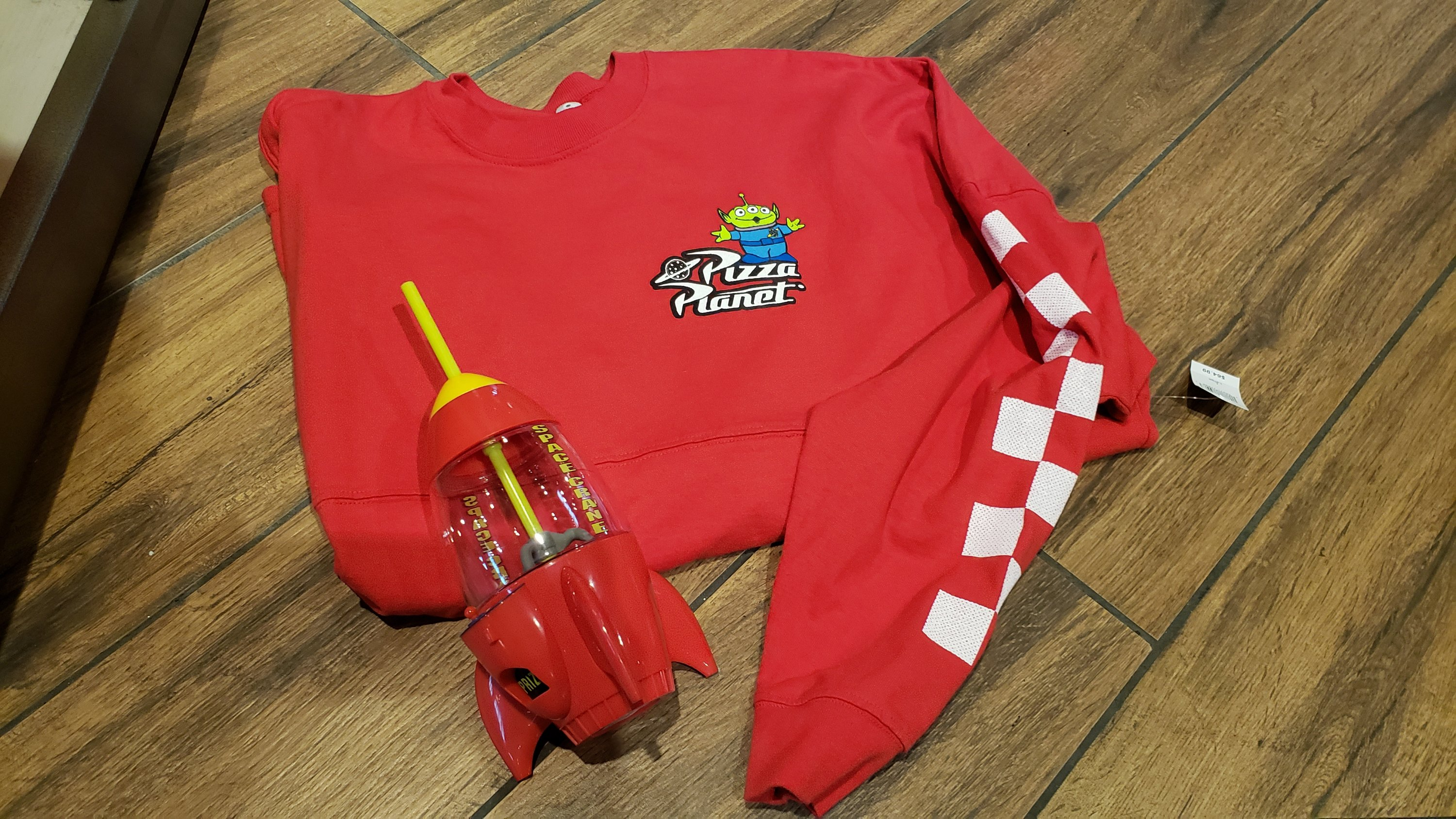Pizza Planet Spirit Jersey