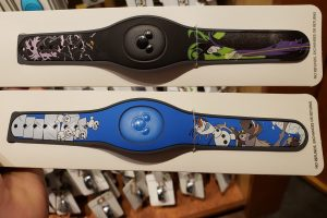 Frozen and Maleficent MagicBands