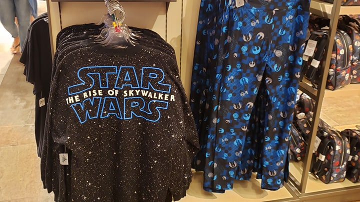 Star Wars Spirit Jersey And Leggings
