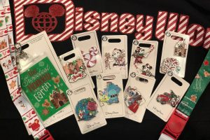2019 Disney Holiday Pins
