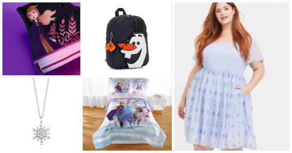 Frozen Fan Fest Merchandise