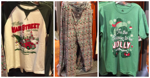 Disney Holiday Apparel