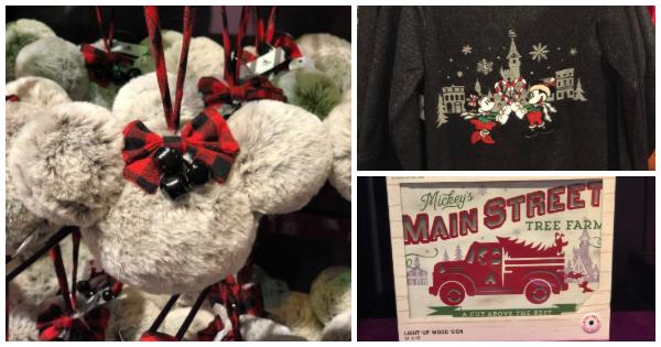 Farmhouse Mickey Holiday Collection