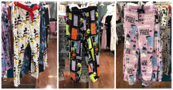 Disney Pajama Pants