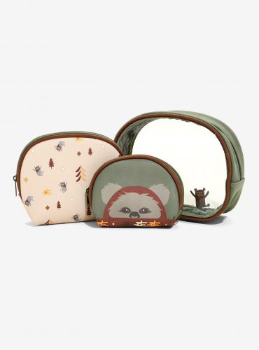 Ewok Cosmetic Bags