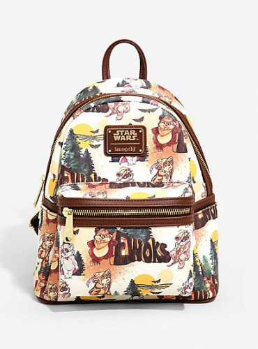 Ewok Cartoon Backpack