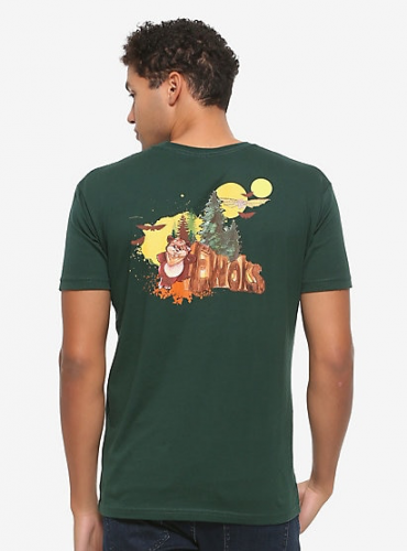 Ewok Icon Shirt