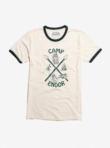 Camp Endor Tee