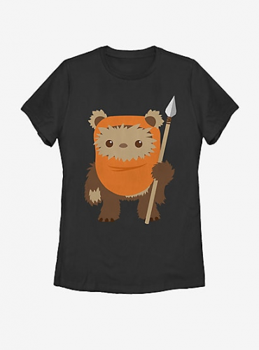 Cartoon Ewok Tee