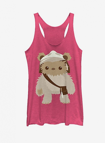 Cartoon Ewok Tank