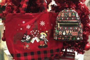 Disney Holiday Tote