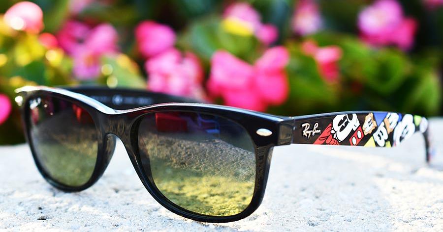 Fab-5 Disney Ray-Ban Sunglasses