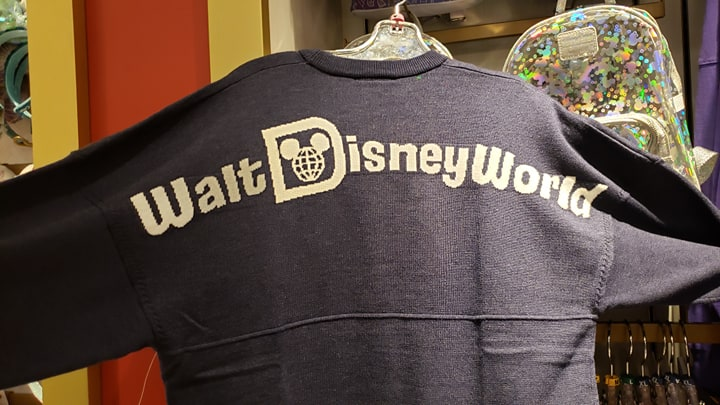 Disney Spirit Jersey Sweater