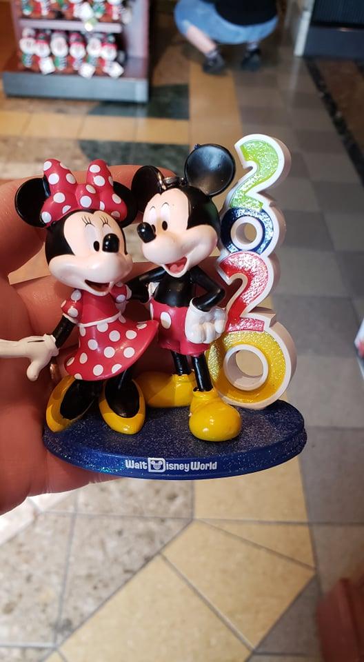 Disney Parks 2020 Ornaments