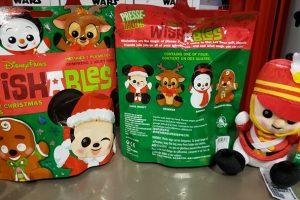 Holiday Disney Wishables