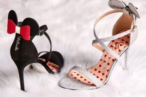 Primark Minnie Mouse Heels