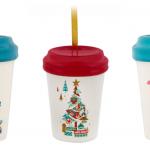 Disney Starbucks Mug Ornaments
