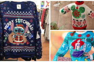 Disney Ugly Sweater Designs