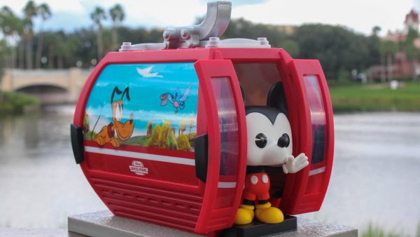 Disney Skyliner Funko Pop