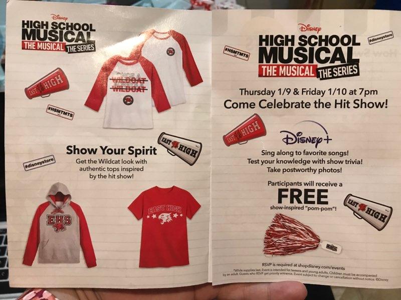 Celebrate High School Musical