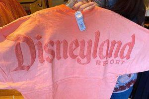 Coral Disney Spirit Jersey