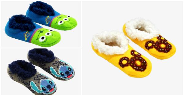 Disney Slipper Socks