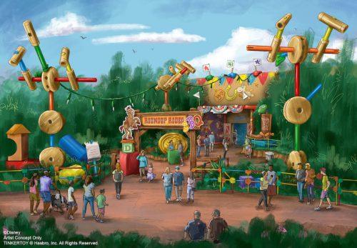 Upcoming Disney Parks Experiences
