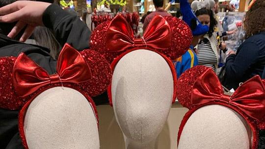 Redd Minnie Ears