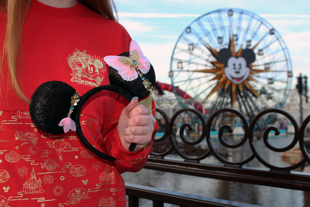 Disney Lunar New Year Merchandise