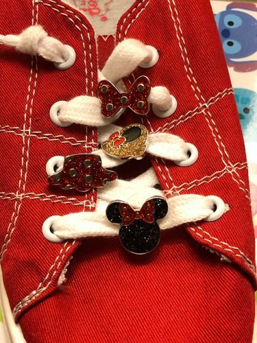 Disney Shoe Lace Charms