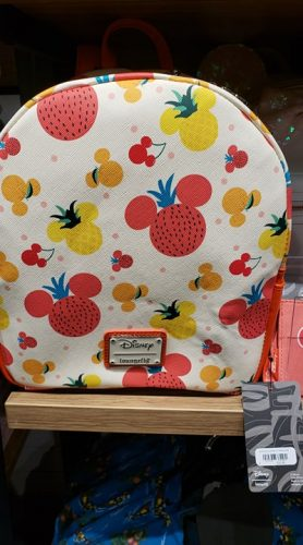 Mickey Spring Fruit Loungefly Collection