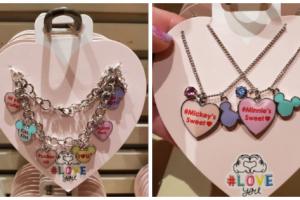 Disney Valentine's Day Jewelry