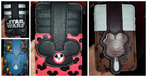 Disney Card Holders