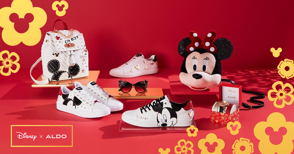 Lunar New Year Disney X Aldo