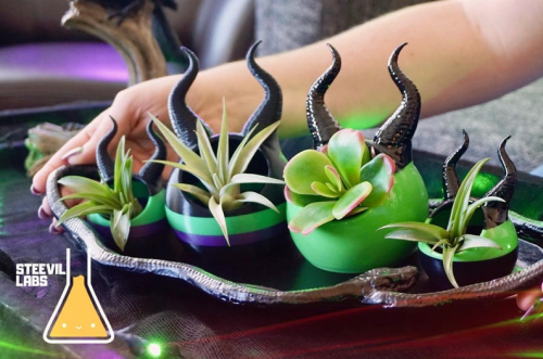 Maleficent Planter