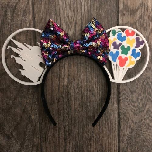 Mickey Balloon Ears