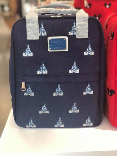 Disney Loungefly Canvas Backpacks