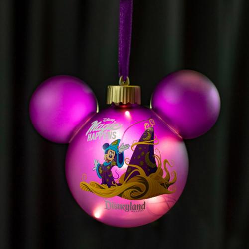 Magic Happens Ornament