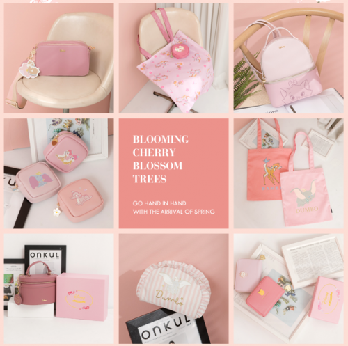 Cherry Blossom Disney Collection