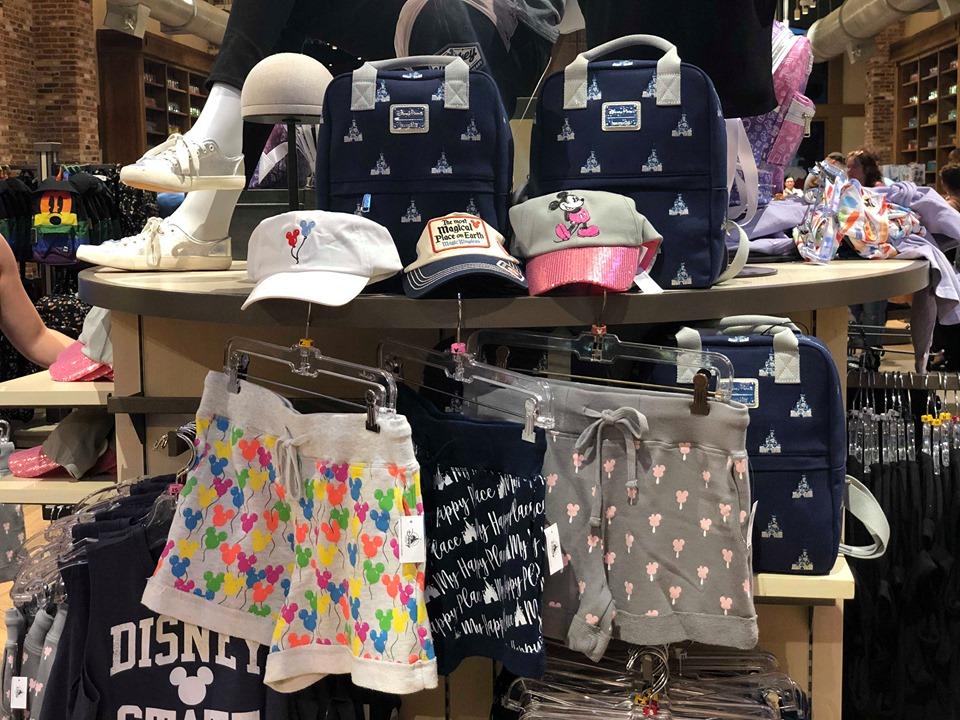 Disney Shorts And Tees