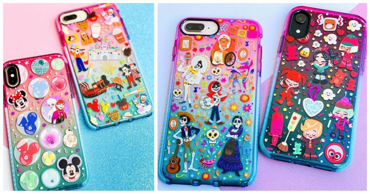 Colorful Disney Phone Cases