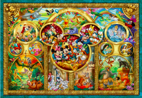Pixie-Dusted Puzzles