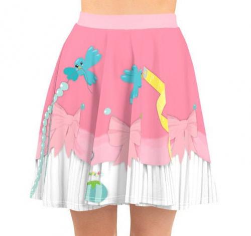 Pink Cinderella Skirt