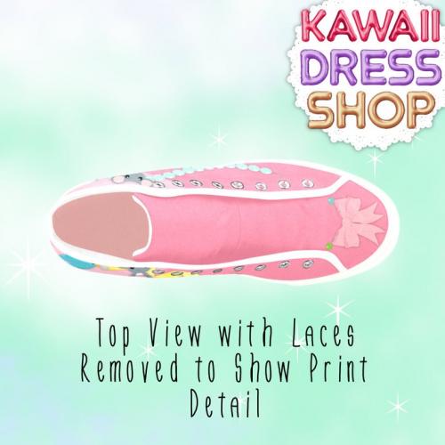 Pink Cinderella Shoes