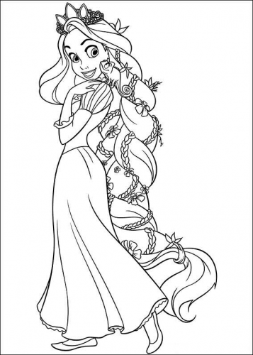 These Free Printable Disney Coloring Pages Are Full Of Family Fun