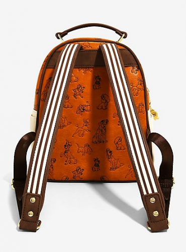 Disney Dogs Loungefly Mini Backpack